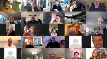 Nähe aus Distanz: Zoom-Meeting bei RC Zürich Turicum